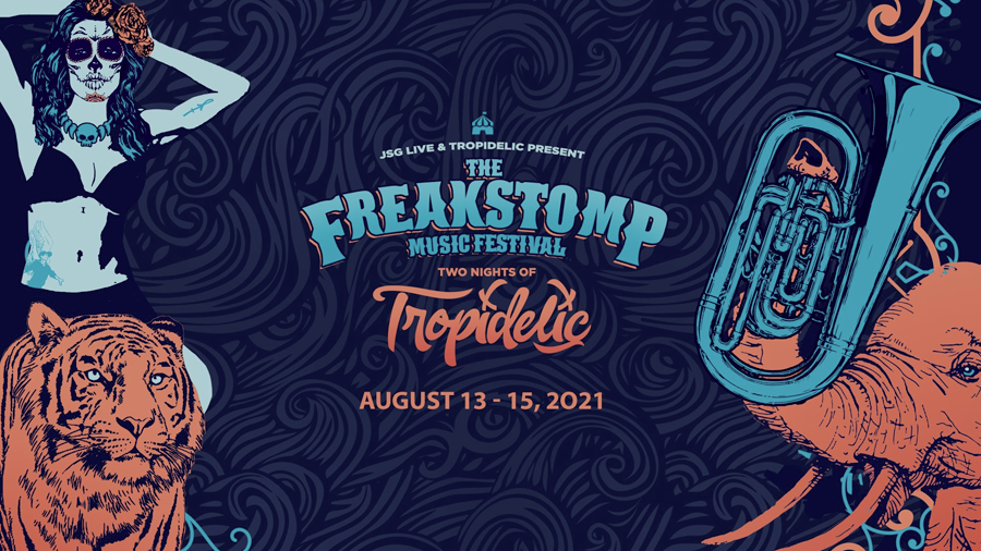 The Freakstomp Music Festival Aug 11 - 12 in Medina, OH